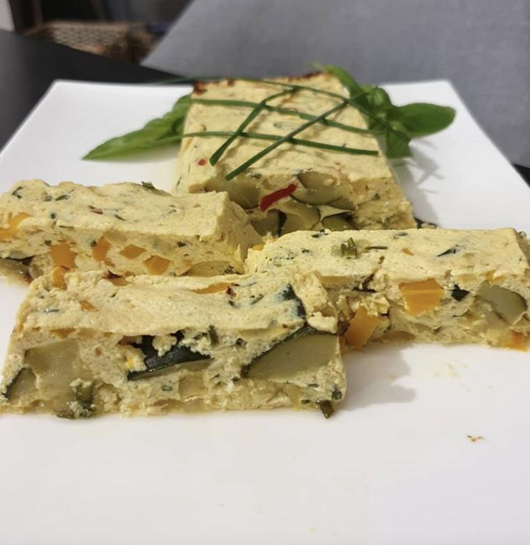 flan au tofu soyeux