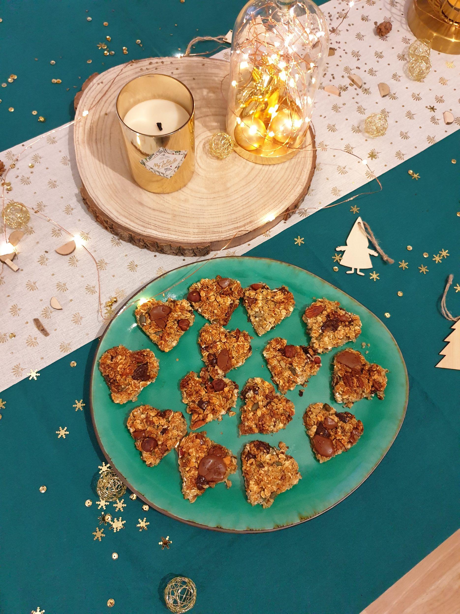 barres cookies healthy