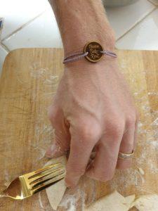 préparation des gnocchis