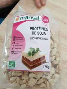 Protéines de soja pour lasagnes