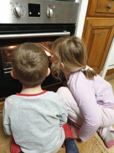 Cuisson brownies moelleux