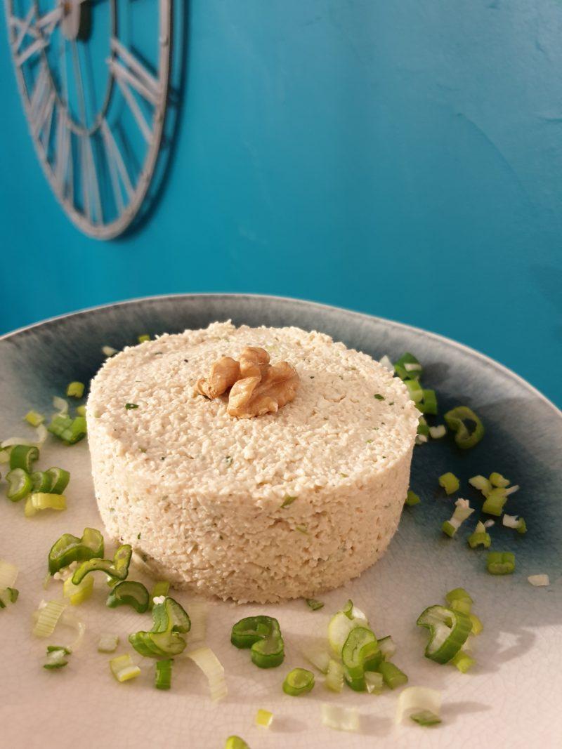 fromage vegan aux noix de cajou