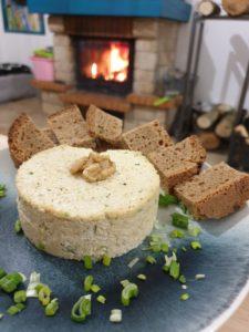 fauxmage fromage vegan aux noix de cajou