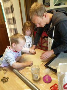 la cuisine avec les enfants