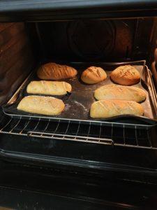 pain au four