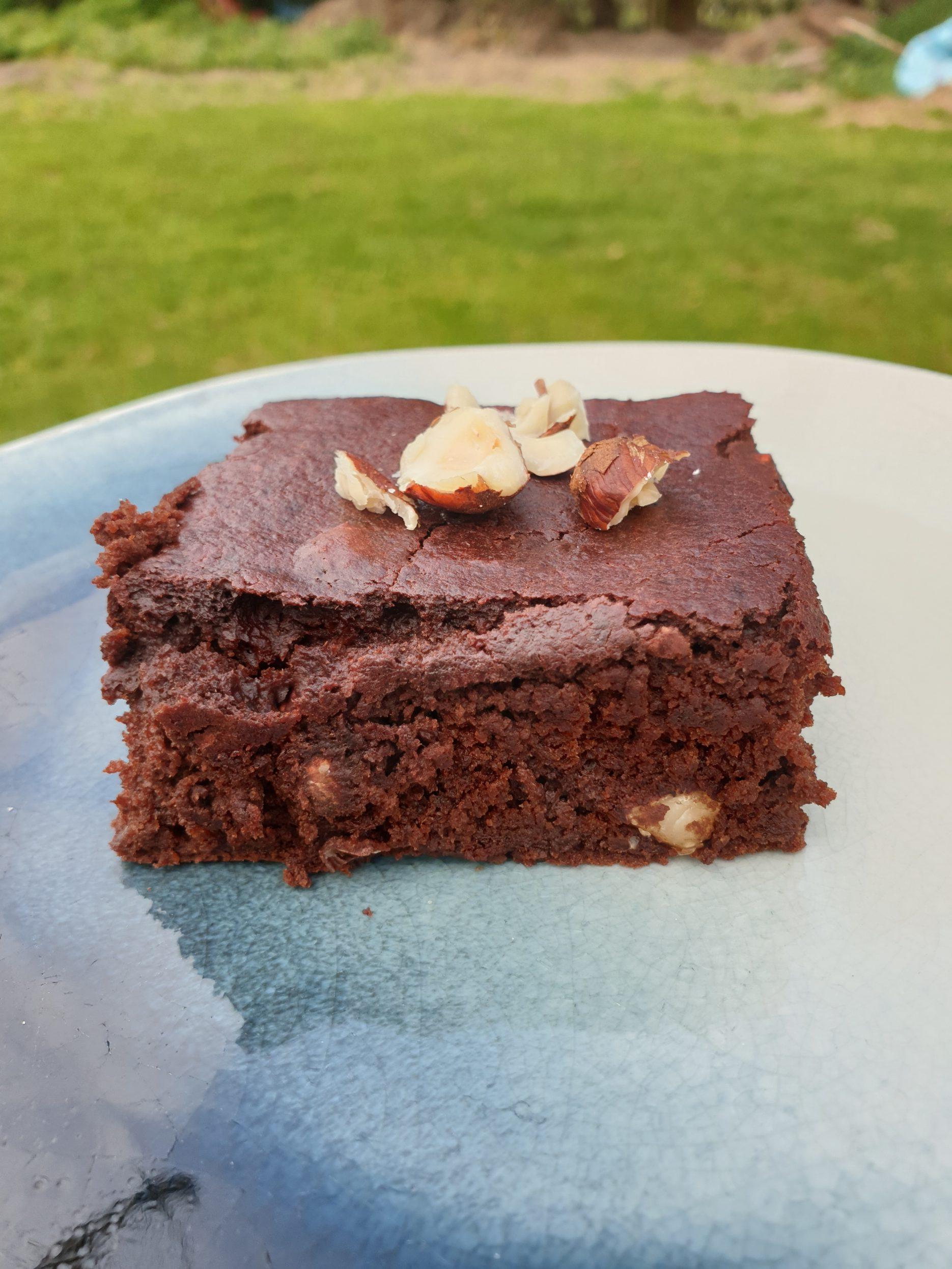brownie chocolat betterave