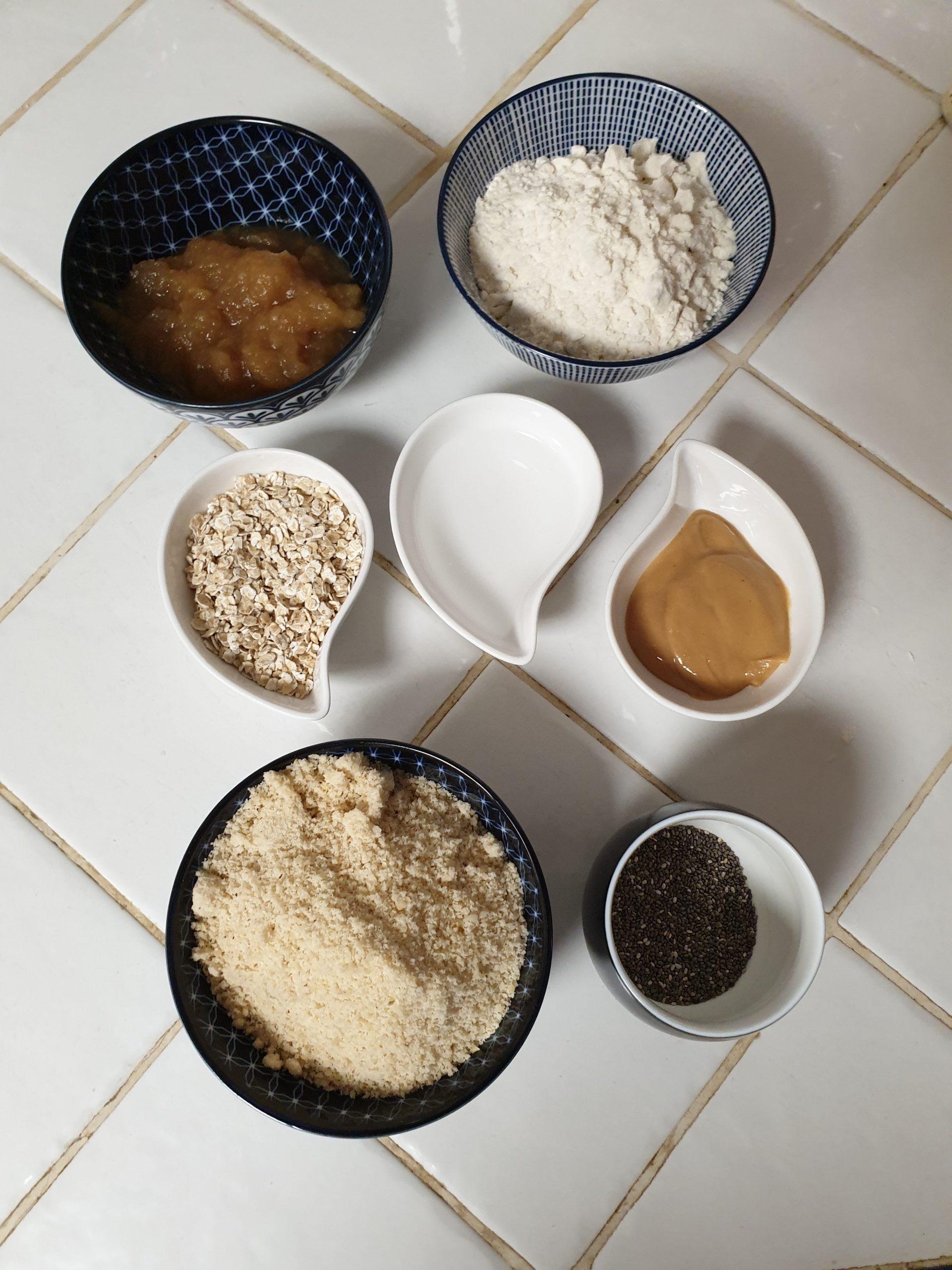 ingrédient pâte brisée healthy