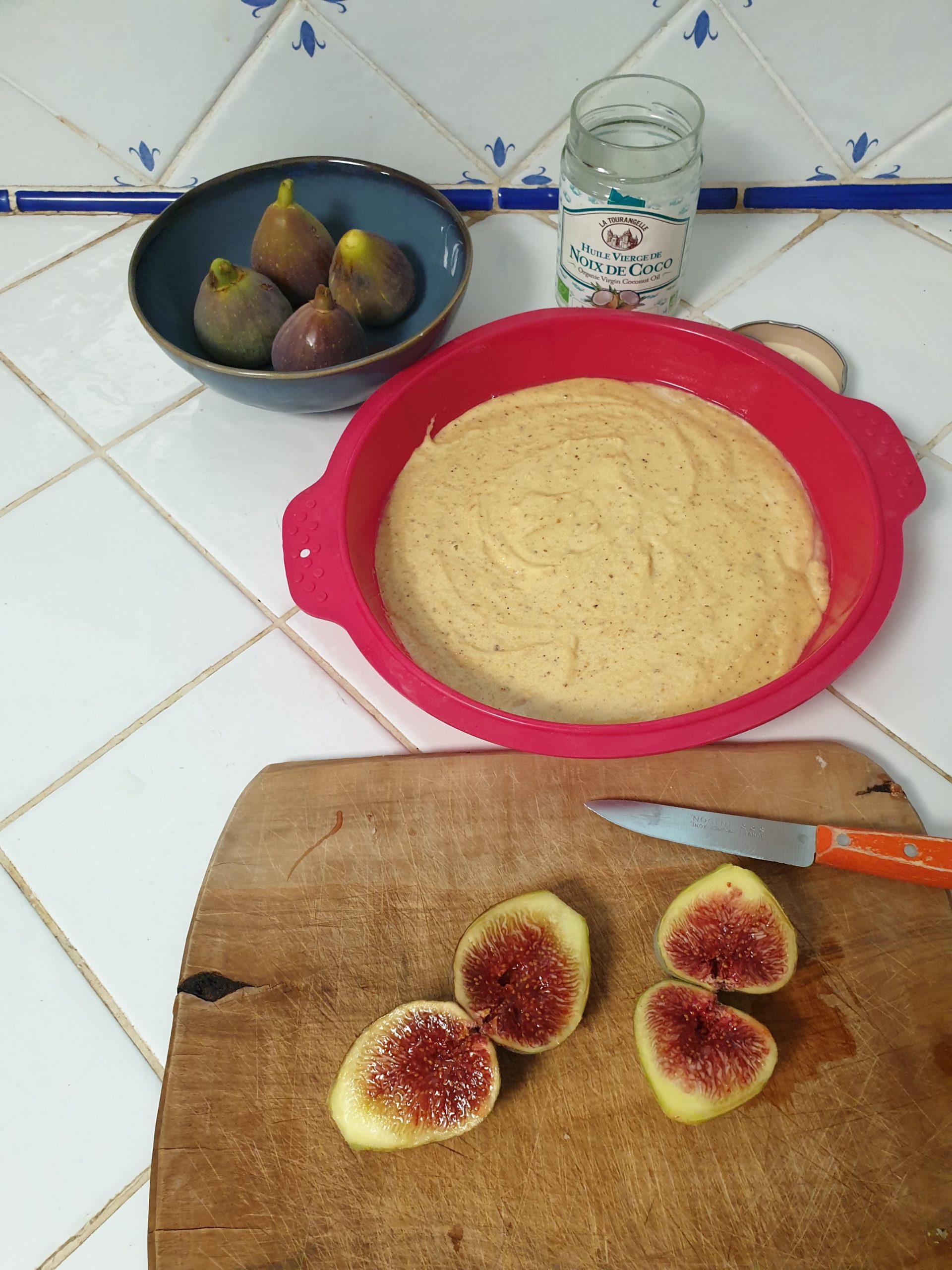 recette moelleux figues