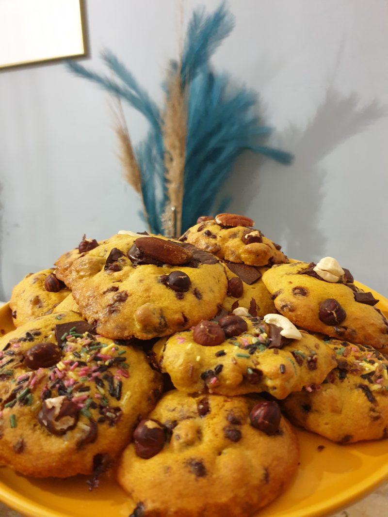 pumkin cookies