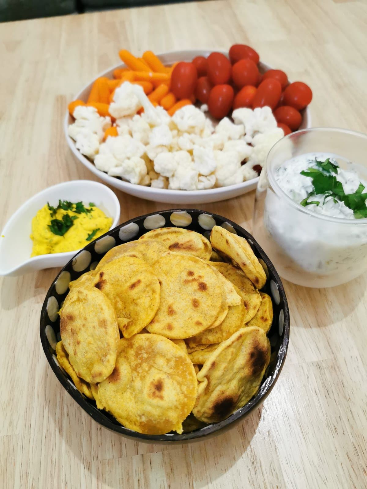 TORTILLAS COURGE