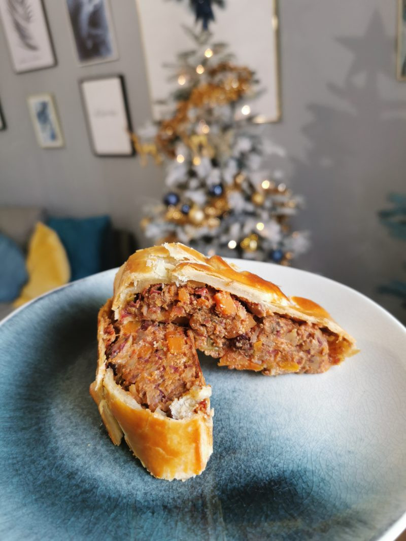 TOURTE NOEL VEGAN